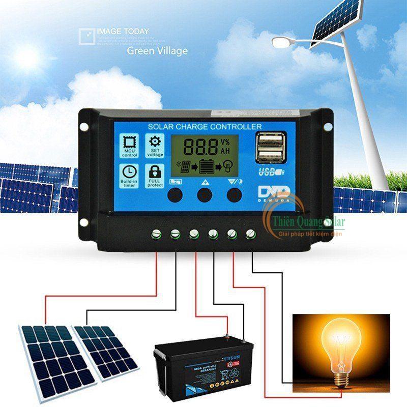 Phương pháp tính toán để lựa chọn công suất hệ thống điện mặt trời