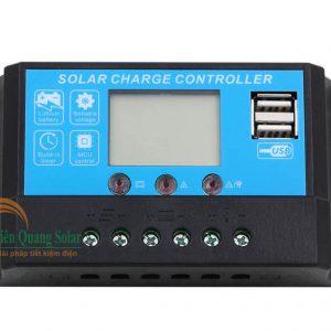 Bộ sạc năng lượng mặt trời 20A