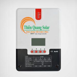 Bộ điều khiển sạc năng lượng mặt trời 60A