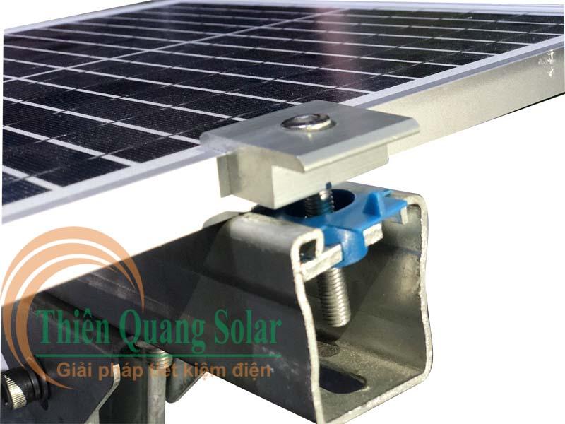 Phụ kiện năng lượng mặt trời-Bộ Kẹp giữa-Kẹp biên