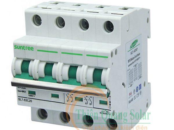 CB DC Suntree 1000V 20A