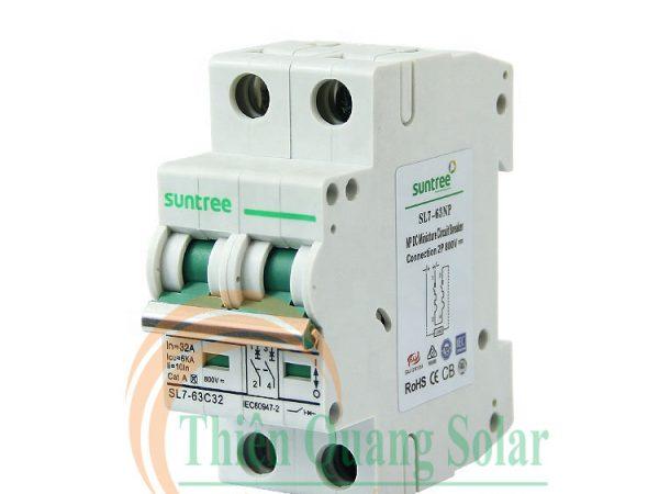 CB DC Suntree 800V 32A