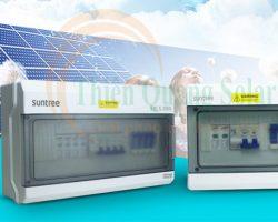 Vỏ tủ điện năng lượng mặt trời