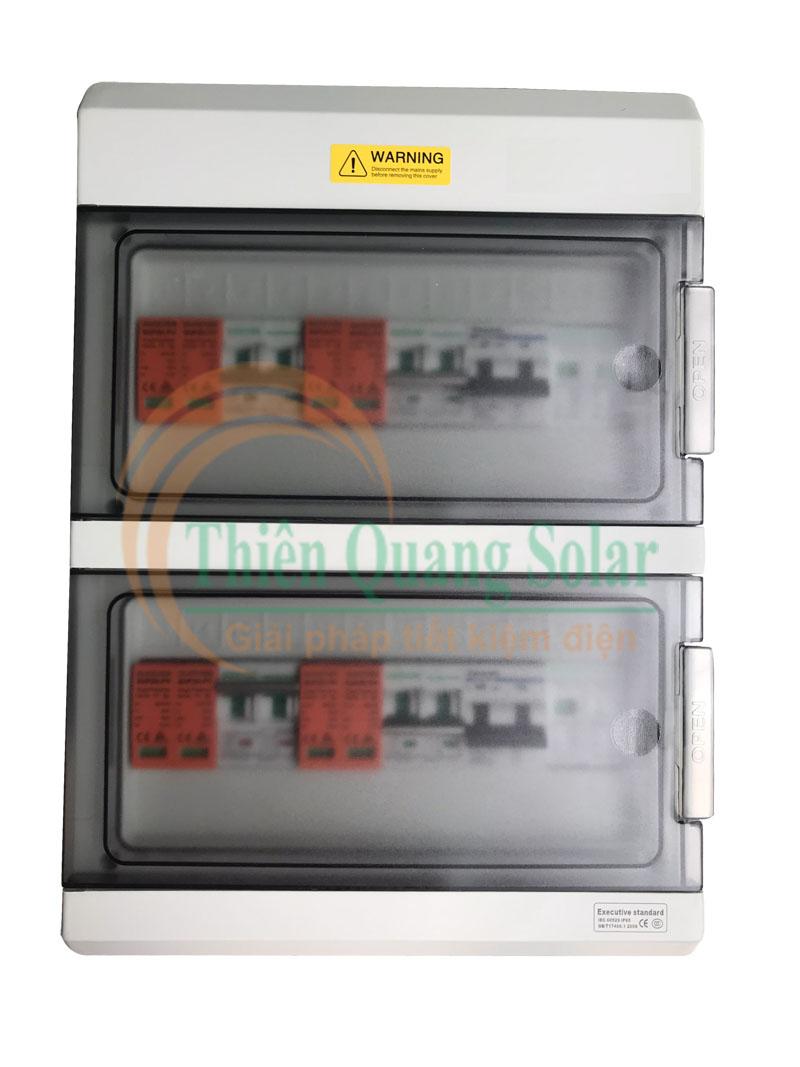 Tủ điện năng lượng mặt trời 10kw 1 pha