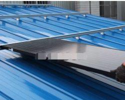 Thiết bị kẹp bảng điều khiển năng lượng mặt trời