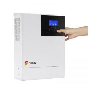 SRNE 5KW 48V MPPT 500v solar hybrid inverter HF4850S8