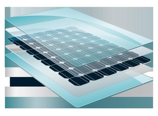 Vật liệu cấu thành tấm pin năng lượng mặt trời là gì?