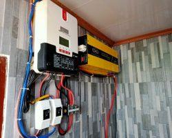 Cách tính toán và lắp đặt hệ thống điện mặt trời độc lập