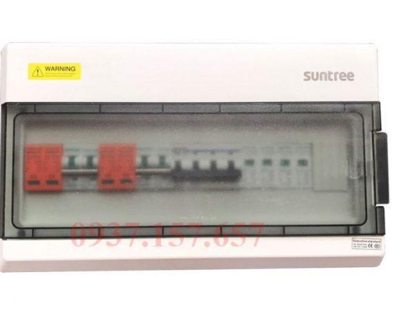 Tủ điện năng lượng mặt trời 10kw 3 pha