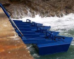 Công nghệ chuyển năng lượng sóng biển thành điện
